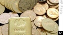 美元走弱抬高黄金价格