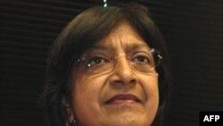 Верховний комісар ООН з прав людини Наві Піллай