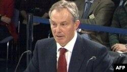 Blair Irak Savaşıyla İlgili Soruları Yanıtladı