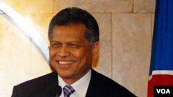 Sekjen ASEAN Surin Pitsuwan