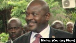Pierre Nkurunzinza