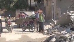 حلب مرکز اصلی درگیری ارتش بشار اسد با نیروهای مخالف
