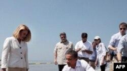 Obama Meksika Körfezine Kıyı Eyaletleri Ziyaret Edecek
