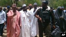 Gwamnan jahar Borno Kashim Shettima. (File Photo)