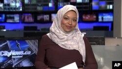 Ginella Massa, presenter TV CityNews, Toronto, Kanada (Foto: AP).
