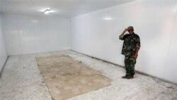 محل دفن قذافی بر اساس فتوای مفتی ليبيايی تعيين شده بود