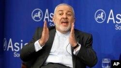 Le ministre iranien des Affaires étrangères, Mohammad Javad Zarif