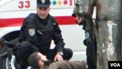 Napadnuta američka ambasada u Sarajevu