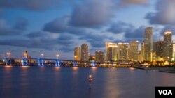 No sin fundamento la ciudad de Miami es conocida como la Puerta de las Américas (Foto: Roberto Casin).