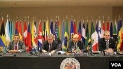 Yon konferans OEA (foto achiv 2010)