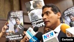 Juan Carlos Gutiérrez, abogado defensor de Leopoldo López.