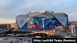 Stadion u Atlanti gde se igra finale