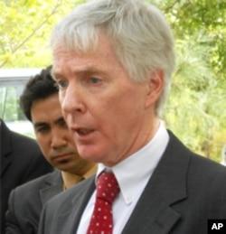 رایان کراکر، سفیر ایالات متحده در افغانستان