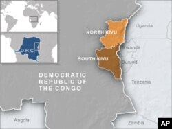 Congolese Civilians Suffer Atrocities at IDP camps in North Kivu