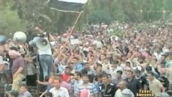 Сирійські біженці шукають порятунку у Лівані