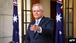 Perdana Menteri Australia, Scott Morrison. (Foto: dok).