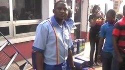 2012-01-03 粵語新聞: 尼日利亞燃油漲價一倍多