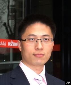 世界观察研究所的中国项目经理马海兵