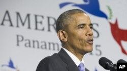 El presidente Obama, dijo que normalizar su diplomacia con Cuba llevará algo de tiempo, pero que confía en un obtener resultados positivos.