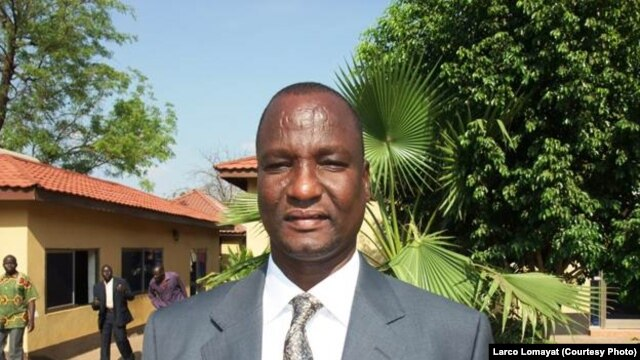 Taban Deng Gai, governor of Unity State since 2005, who was fired by President Salva Kiir.