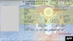 Amerika Çalışma Vizesi İçin Başvuruları Başlattı