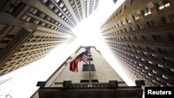 Nyu-York qimmatli qog'ozlar birjasi