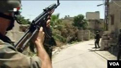 敘利亞局勢緊張