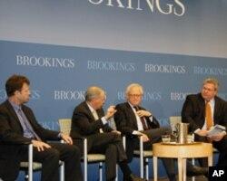 作者讨论奥巴马外交政策