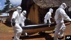 Dịch Ebola đã giết chết hơn 4.500 người ở Tây Phi.