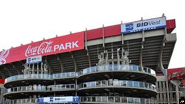 General view of Coca Cola Park in Johannesburg, 01 Dec 2009