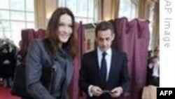 Sarkozy'nin Partisi Bölgesel Seçimlerde Başarı Sağlayamadı