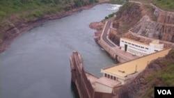 Barragem de Capanda, Angola