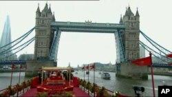 Velika Britanija slavi kraljičin jubilej