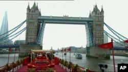 Velika Britanija slavi jubilej Kraljice Elizabete II