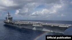 گزارش تصویری: زندگی و کار در ناو هواپیمابر یواساس آبراهام لینکلن