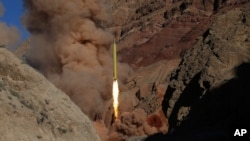 Deep Concern Over Missile Tests by Iran