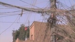 Crumbling Infrastructure Slows Iraqi Growth