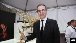 68th Primetime Emmy Awards – Entry Lounge & Winners Walk