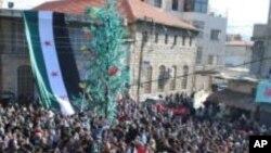 شام: حکومت مخالفین کے مرکز پر فوج کا حملہ