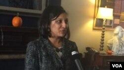 Fotima Sumar, AQSh yetakchi diplomati