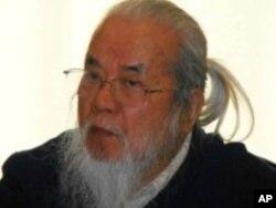 陳憲中 紐約保釣聯合會主席
