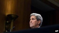 John Kerry compareció ante la Comisión de Relaciones Exteriores del Senado para hablar de presupuesto en el Departamento de Estado, pero otros temas como Cuba también fueron discutidos.