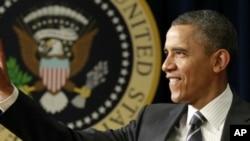 Ông Obama nói rằng cả Lễ Phục sinh và Lễ Vượt qua đều mang lại sức mạnh cho con người để đối mặt với tương lai nhờ vào đức tin.