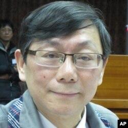 台灣大學獸醫專門學院院長 周晉澄