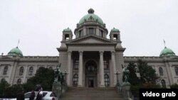 Arhiva - Dom Narodne skuopštine Republike Srbije bio je mesto održavanja nekoliko sastanaka međustranačkog dijaloga u Srbiji