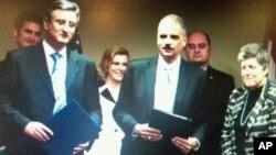SAD i Hrvatska potpisale sporazum o suradnji u borbi protiv teškog kriminala i terorizma