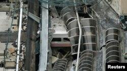 29일 출근시간 막바지 미국 뉴저지주 호보켄 역에서 통근 열차가 속도를 줄이지 못하고 선로를 벗어나 승강장을 덮치는 대형 사고가 발생했다.