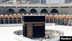 Ќаба, најсветото место во Исламот