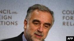 Прокурор МУС Луис Морено-Окампо (архивное фото)