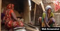 موسہار قبیلے کی خواتین